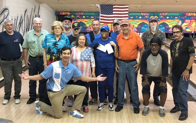 Sands Bowl In Lancaster Is Proud To Share That The Southern California  Honda Dealers Surprised The VETERAN BOWLING LEAGUE With A Random Act Of  Helpfulness.
